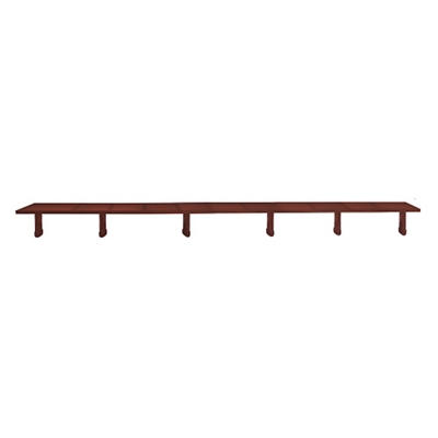 Panel Base Conference Table - 30'