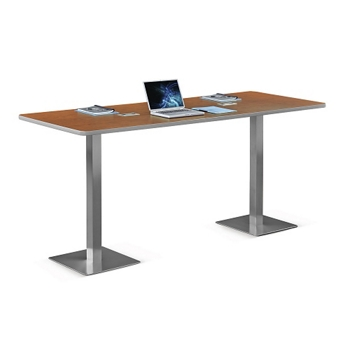 Standing Height Conference Table W X D And More - Standing height meeting table