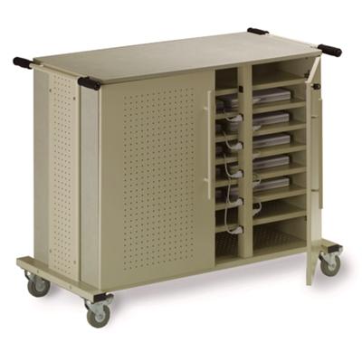 24 Laptop Charging Cart