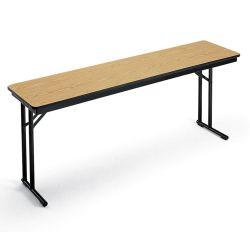 "18"" x 72"" Seminar Folding Table"