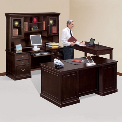 Espresso Complete Office Set
