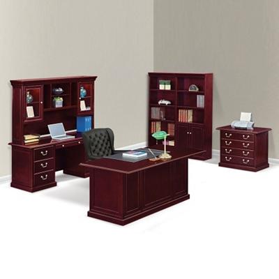 Cumberland Executive Desk Suite