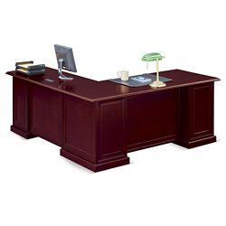 "Cumberland L-Desk with Right Return - 72""W"