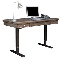"Statesman Height Adjustable Sit-Stand Desk - 60""W"