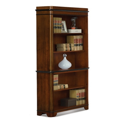 Kensington Five Shelf Bookcase