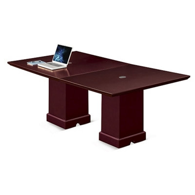 """Cumberland Rectangular Conference Table - 94.5""""W"""