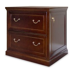 "32"" W Two Drawer Lateral File"