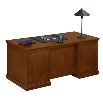 Beautiful Statesman Executive Desk, 13164
