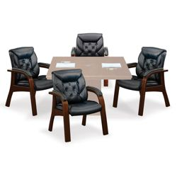 Set of Four Kingston Guest Chairs