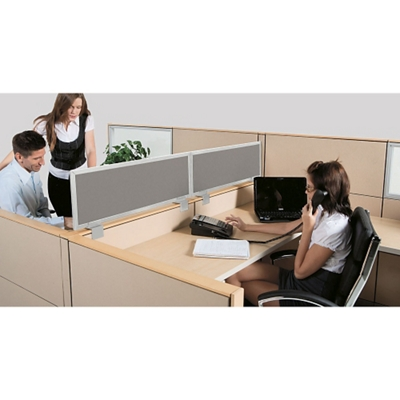 "60""W x 18""H Privacy Panel for Panel Mount"