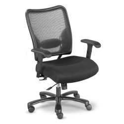 Big and Tall Mesh Chair with Mesh Fabric Seat