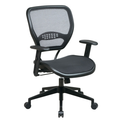 Task Chair with Mesh Seat and Back