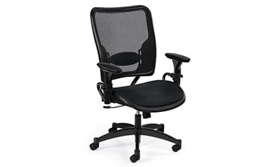 Ergonomic Air Grid Mesh Task Chair