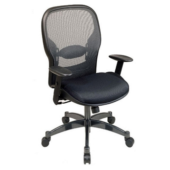 Office Star Ergonomic Chair with Mesh Back   NBF com. Office Star Ergonomic Chair. Home Design Ideas