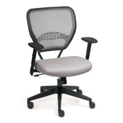 Air Grid Mesh Back Task Chair