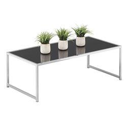 Yield Glass Top Coffee Table