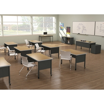 Training Room Grouping And More Lifetime Guarantee - Ofm training table