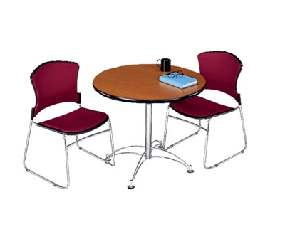 "Round Breakroom Table - 36"" Diameter"