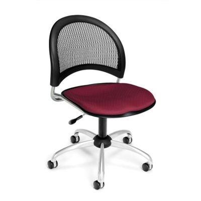 Moon Collection Mesh Task Chair