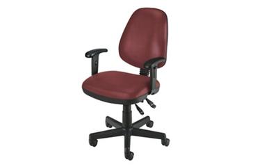 Mobile Vinyl Task Chair