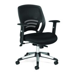 Mesh Back Manager Chair