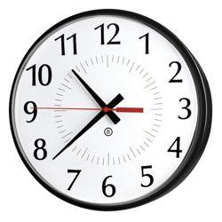 """Peter Pepper 10"""" Wall Clock"""
