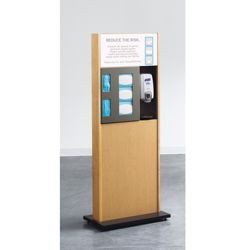 Model ICF-2 Freestanding Infection Prevention Cent