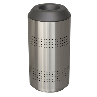 Peter Pepper 35gal Round Top Receptacle