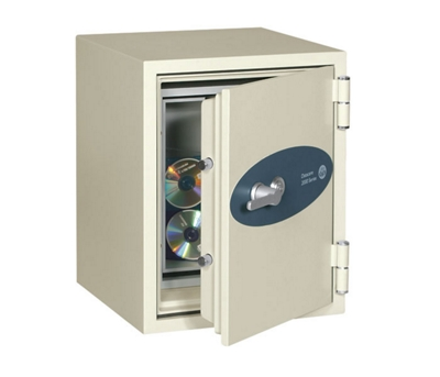 Fireproof Data Safe - .58 Cubic Ft Capacity