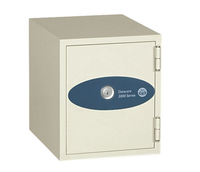 Fireproof Data Safe - .28 Cubic Ft Capacity