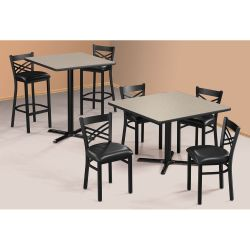 Standard and Bar Height Table Sets
