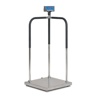 Brecknell Portable Medical Electronic Handrail Scale