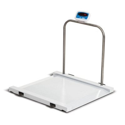 Brecknell Electronic Wheelchair Scale