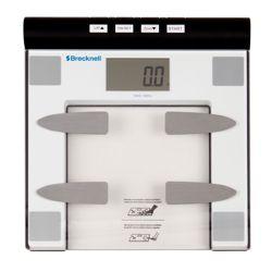 Brecknell Body Fat/Bathroom Scale
