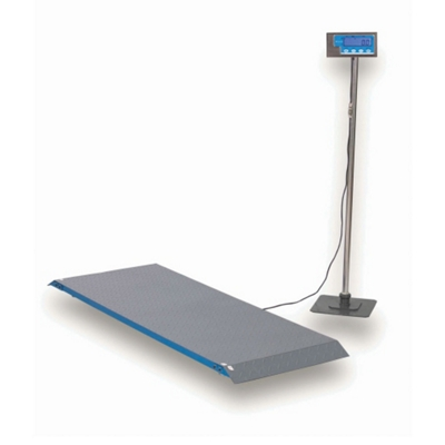 Brecknell 1000 lb Floor Scale