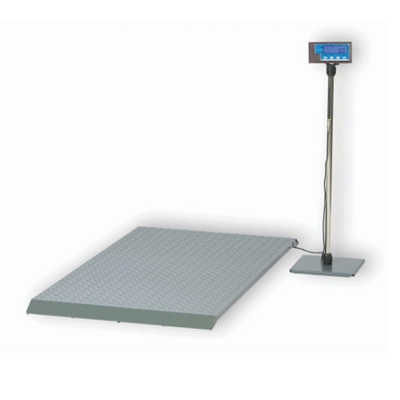 Brecknell 2000 lb Floor Scale