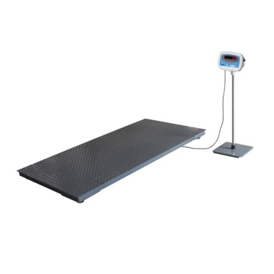 Brecknell 3000 lb Floor Scale