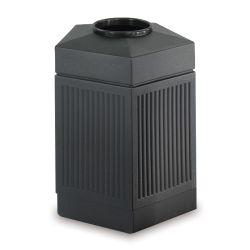 45 Gallon Pentagon Waste Receptacle