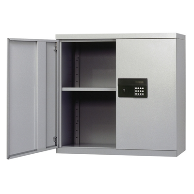 Wall-Mount Storage Cabinet with Keyless Electronic Lock - 31772 and more Lifetime Guarantee  sc 1 st  National Business Furniture & Wall-Mount Storage Cabinet with Keyless Electronic Lock - 31772 and ...