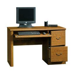 "Compact Single Pedestal Desk - 47.25""W"