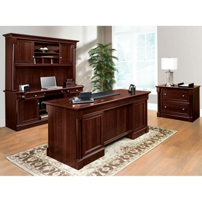 Palladia Executive Desk Office Set