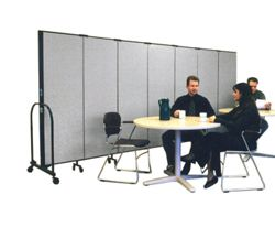 """6' 8"""" High Room Dividers Set Of 7"""