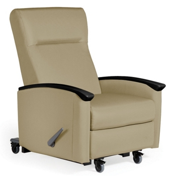 chair item p s armrest cushions recliner medical hospital no stryker