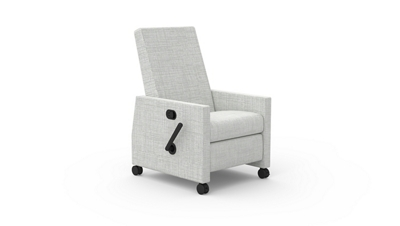 Recliner with 500 lb Weight Capacity