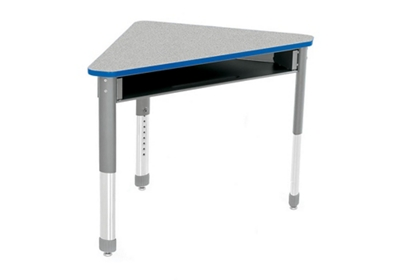 Wing Shaped Student Desk