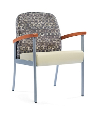 """Patient Chair with 24""""W Seat"""
