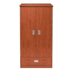 Behavioral Health Double Door Wardrobe Cabinet