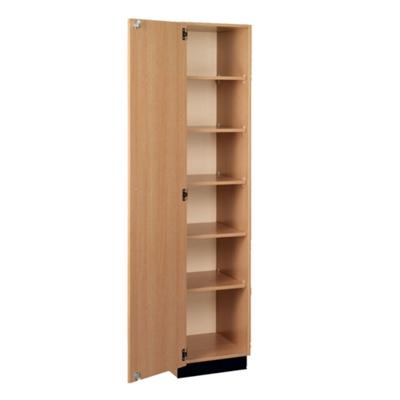 Left Hinged Door Storage Cabinet with Lock