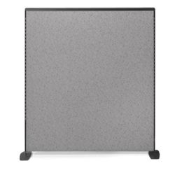 "66""H x 60""W Freestanding Panel"