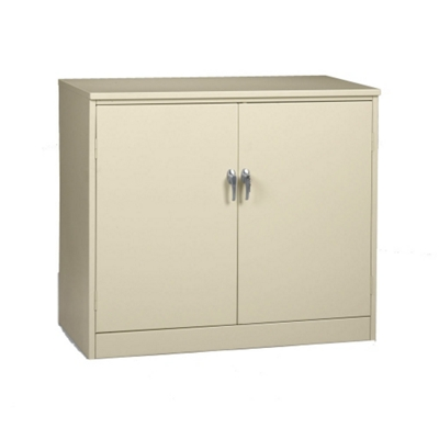 "48""W x 24""D x 42""H Counter Height Jumbo Storage Cabinet"